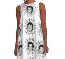 Mac Deflowers A-Line Dress