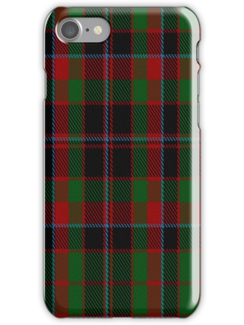 02029 Cumming Hunting Clan/Family Tartan  by Detnecs2013