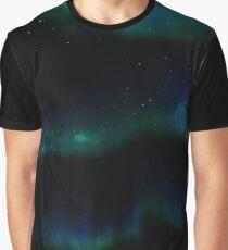 Aurora Borealis Graphic T-Shirt