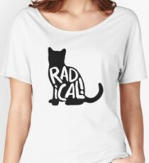 Radical Cat Women's Relaxed Fit T-Shirt