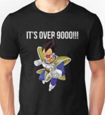 OVER 9000! Unisex T-Shirt