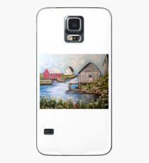 Peggy's Cove Case/Skin for Samsung Galaxy