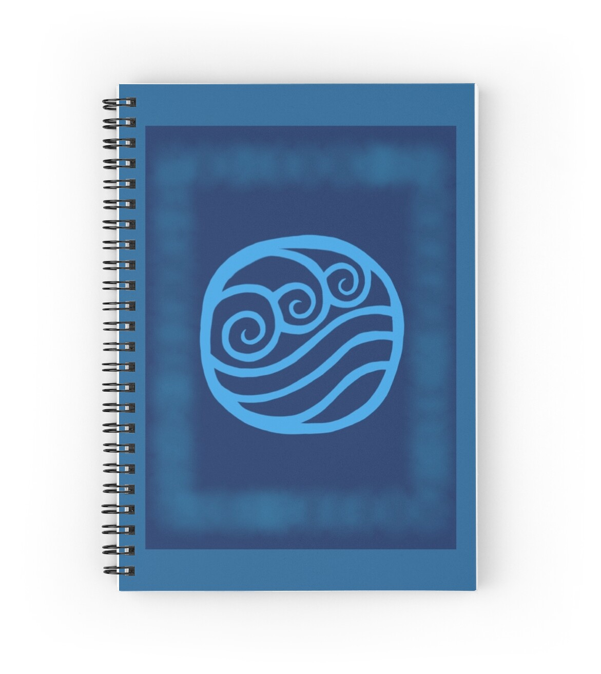 Avatar the last airbender water tribe symbol spiral notebooks avatar the last airbender water tribe symbol by angelghosty buycottarizona Gallery