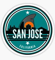 SAN JOSE , CALIFORNIA Sticker