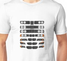 BMW 5 series evolution Unisex T-Shirt