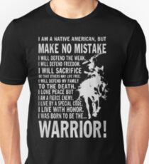 I AM A NATIVE AMERICAN T-Shirt