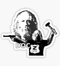 Z Nation: Doc Sticker