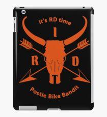 ItsRDtime Orange logo iPad Case/Skin