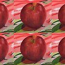 Apple Warhol by Pauline O'Brien