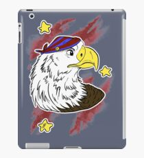 Bald Eagle, 'MURICAAAAAA iPad Case/Skin