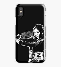 Z Nation: Roberta Warren iPhone Case/Skin