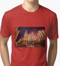 plaza canalejas. madrid Tri-blend T-Shirt