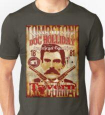 DOC HOLLIDAY Unisex T-Shirt