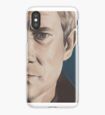 You're Not Haunted By The War iPhone Case