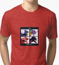 Angelic Days Tri-blend T-Shirt