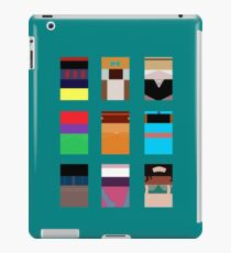 Minimalist Princesses iPad Case/Skin