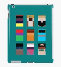 Minimalist Princesses iPad Case/Skin