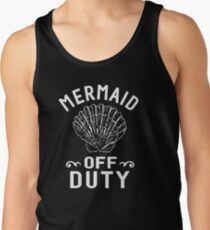 Mermaid Off Duty Shirt Tank Top