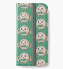 Cute Rowlet iPhone Wallet/Case/Skin