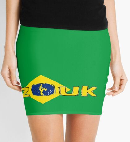 brasilianisches ZOUK Mini Skirt