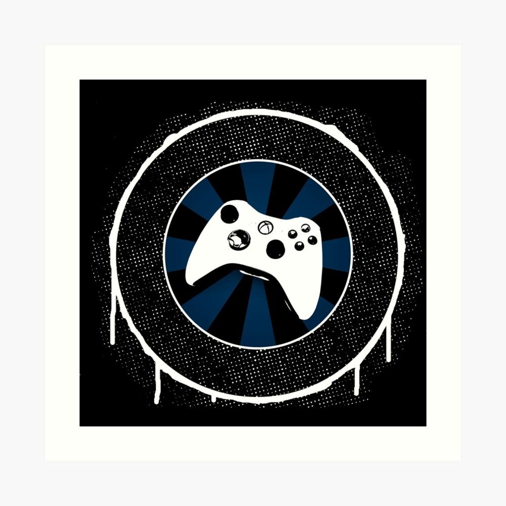 The Gaming Logo #1 | Art Print