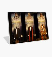 Who is the Doctor?  Costumes Laptop Skin