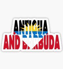 Antigua and Barbuda Sticker