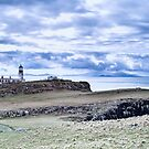 Neist Point Lighthouse, Isle of Skye, Inner Hebrides, Scotland by Iain MacLean