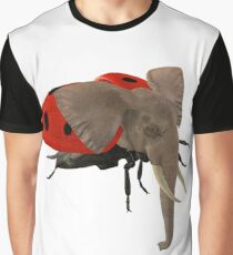 Extremely Rare Beetle Graphic T-Shirt