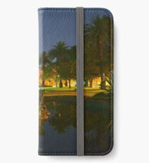 In the Gardens again iPhone Wallet/Case/Skin