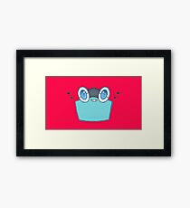 Rotom Pokedex Framed Print