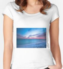 If By Sea Women's Fitted Scoop T-Shirt
