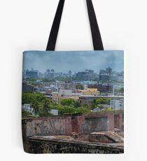 San Juan, Puerto Rico Tote Bag