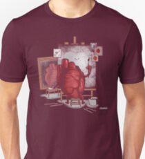 Self Portrait Unisex T-Shirt