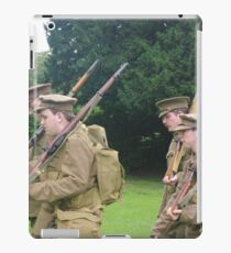 Birmingham Battalion, Royal Warwickshire Regiment (Birmingham Pals) iPad Case/Skin