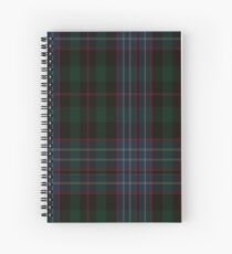 02108 Williamson/Smart Tartan  Spiral Notebook