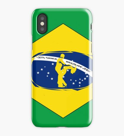 lets dance brazilian zouk iPhone Case