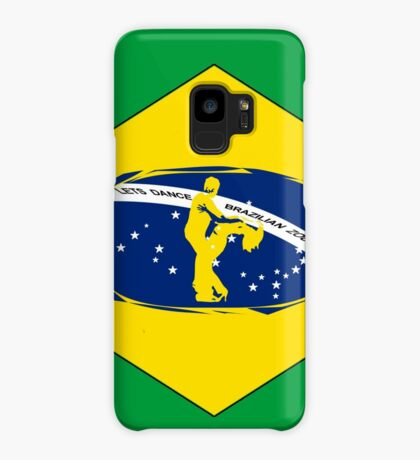 lets dance brazilian zouk Case/Skin for Samsung Galaxy
