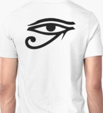 Evil Eye, All Seeing Eye, Eye of Horus, Anti Christ, Udjat, Devil's eye, Satan's eye, Eye of Providence, all-seeing eye of God T-Shirt