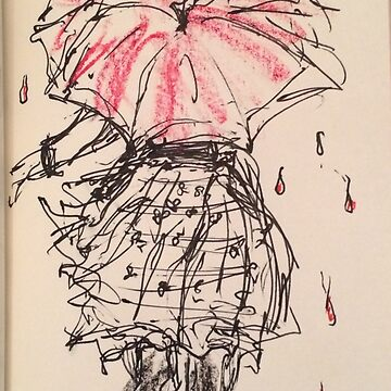 All the umbrellas in London  by dinayardsale