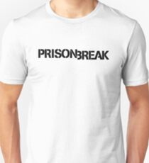 Prison Break Logo Unisex T-Shirt