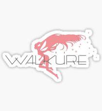 Macross Delta Walkure Sticker