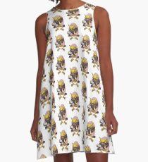 Alaka Cute A-Line Dress