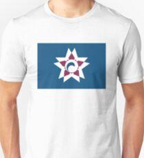 Hakodate  city flag T-Shirt