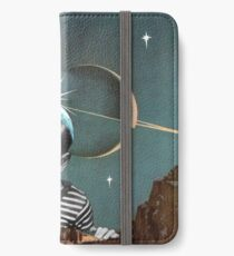 Curious George iPhone Wallet/Case/Skin