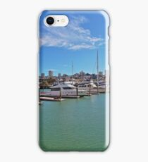 Boats in San Francisco   iPhone Case/Skin