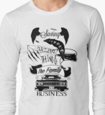 The Family Business Long Sleeve T-Shirt