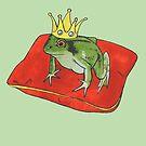 «La rana más pretenciosa de la tierra» de Bombonconcafe
