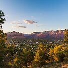 West Sedona - Airport Overlook by eegibson
