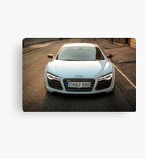 Audi R8 V10 Canvas Print